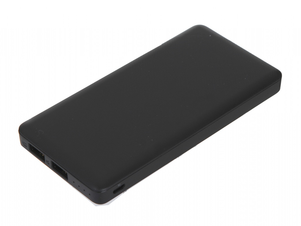 Аккумулятор Baseus Mini Cu Power Bank 10000mAh Black PPALL-KU01