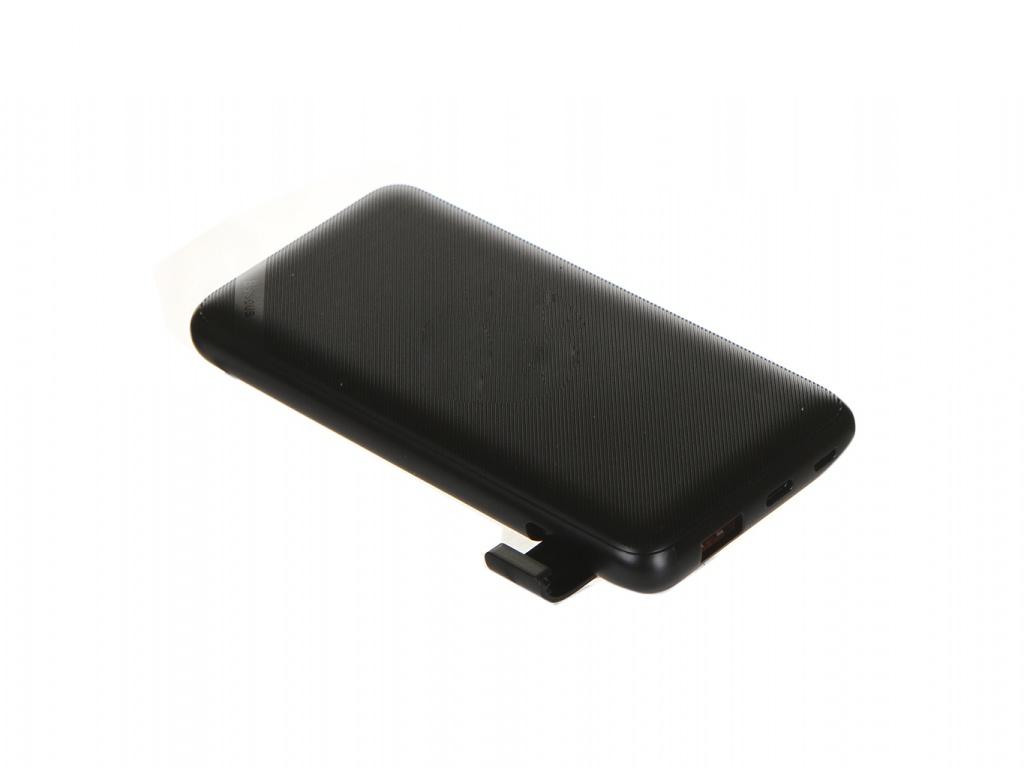 Внешний аккумулятор Baseus Power Bank S10 10000mAh Black PPS10-01