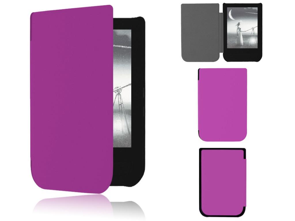 Аксессуар Чехол BookCase для Pocketbook 631 Purple BC-631-PR