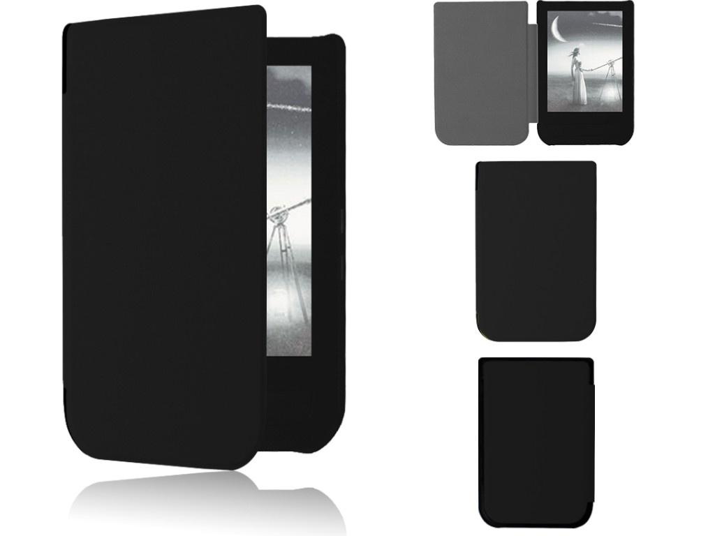 лучшая цена Аксессуар Чехол BookCase для Pocketbook 631 Black BC-631-BL