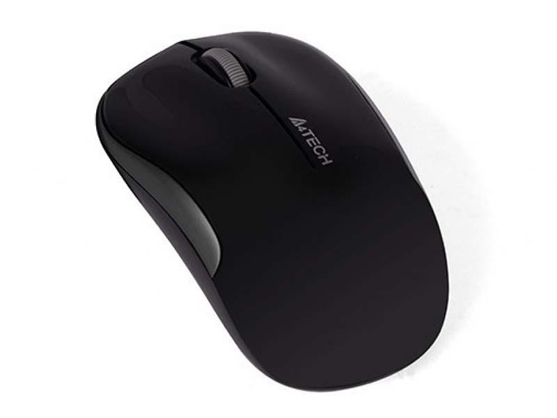 Мышь A4Tech V-Track G3-300N Black