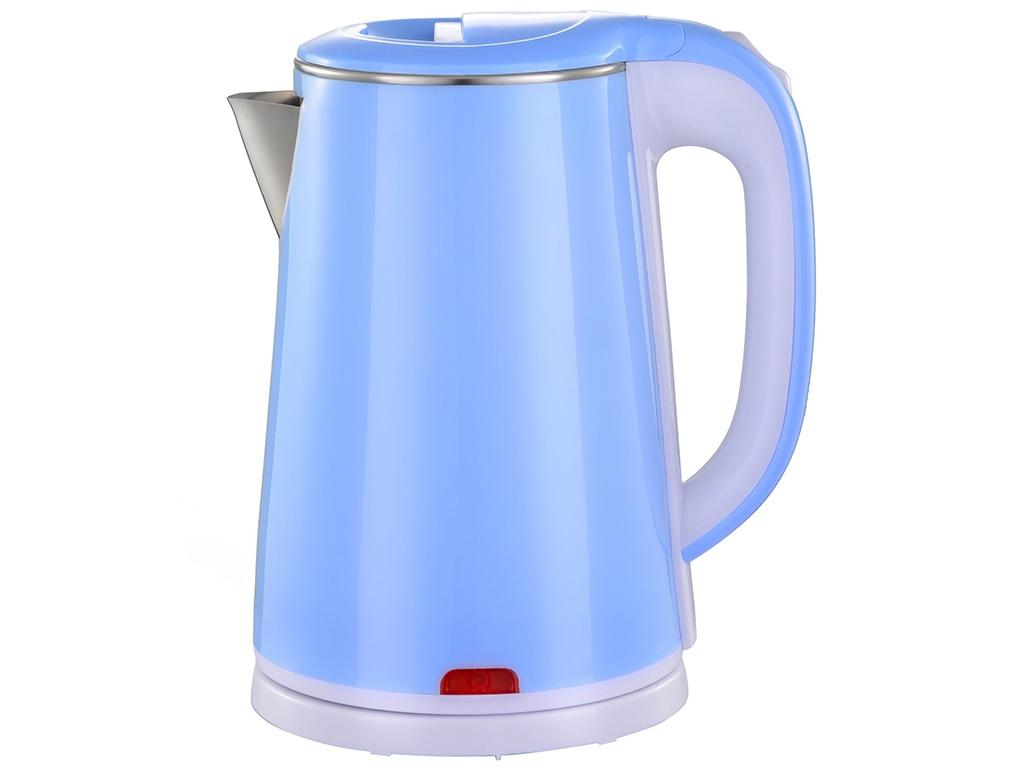 Чайник Добрыня DO-1235B Light Blue цена и фото