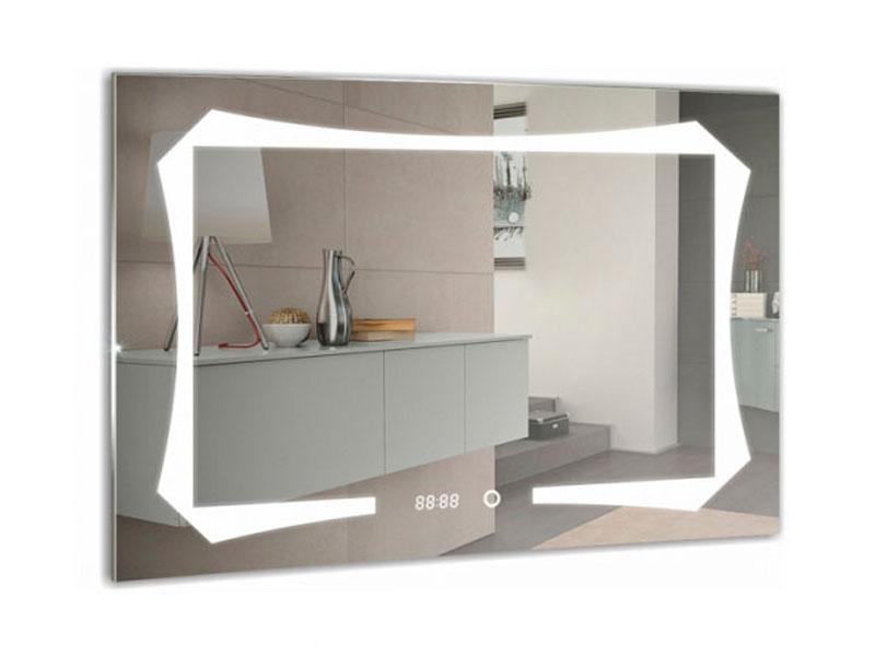 Зеркало Mixline Отто 800x600mm Sensor switch + watch 539782