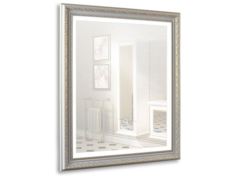 Зеркало Mixline Марсель 630x780mm Sensor switch, baguette 533674
