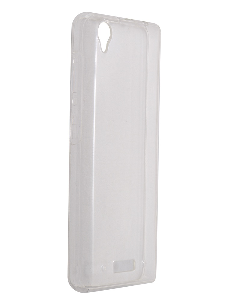 Чехол для Oukitel C10 Transparent + защитная пленка