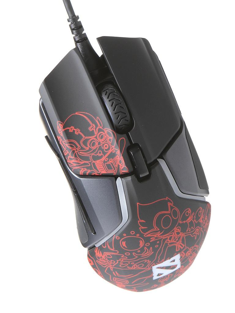Мышь Steelseries Rival 600 Dota 2 Edition 62448