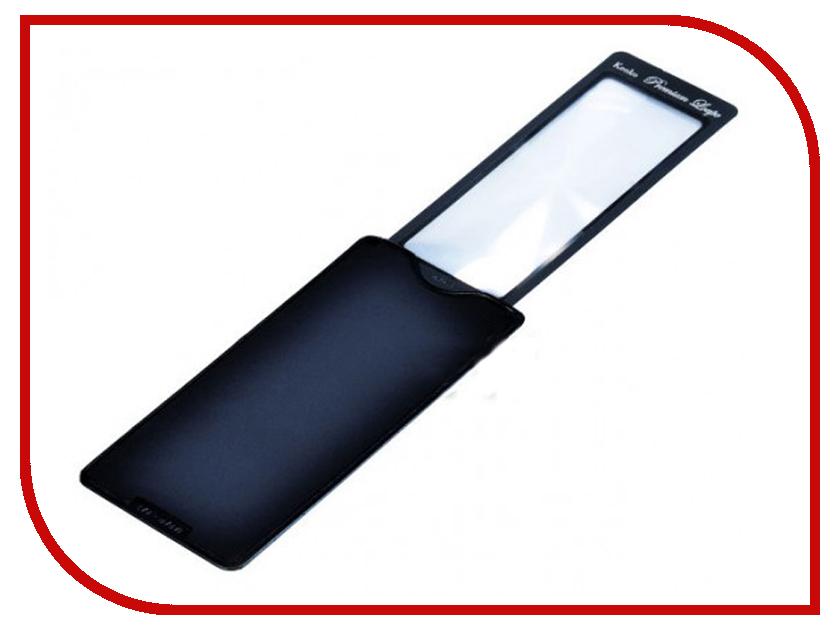 Лупа Kenko Premium Lupe KTL-013 3.5x 140117 лупа kenko 100 мм двойной фокус 2х 3 5х pkc 025