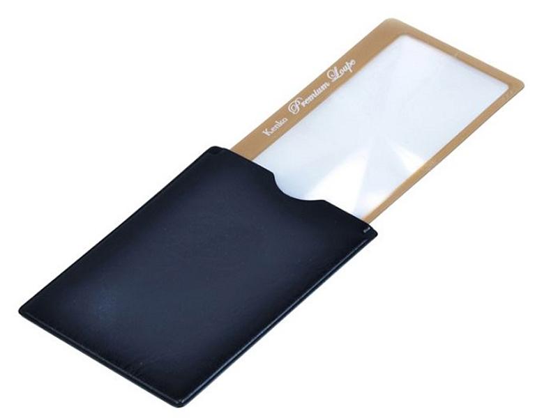 Лупа Kenko Premium Lupe KTL-015 3x Gold 140129