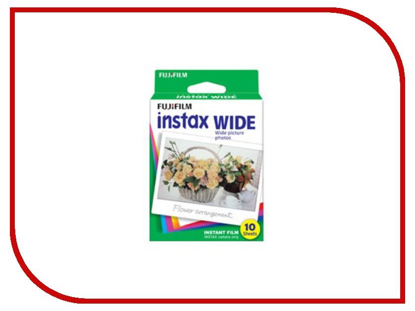 Fujifilm Wide Glossy 10/2PK для Instax 210 / 300 fujifilm glossy 10 pk для instax mini