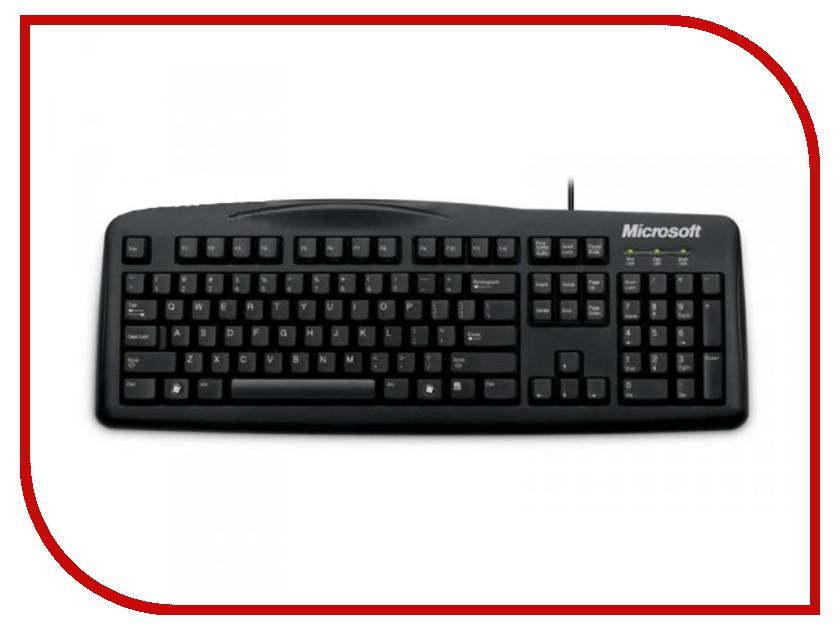 Клавиатура Microsoft Wired Keyboard 200 6JH-00019 USB