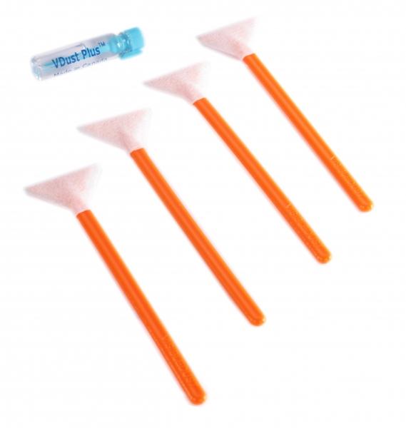 Аксессуар Набор Visible Dust для влажной чистки сенсоров фотоаппаратов EZ Sensor Cleaning Kit 1.3x/20mm Orange 8911