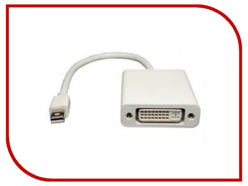 Аксессуар Espada Mini DisplayPort M to DVI F adapter 20 cm EminiM-DVIF20
