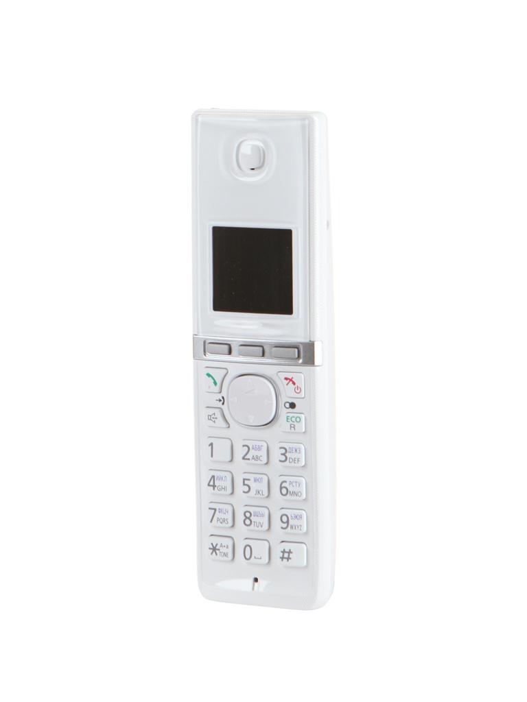 Радиотелефон Panasonic KX-TG8061RUW panasonic kx tg1611rur dect phone digital cordless telephone wireless phone system home telephone