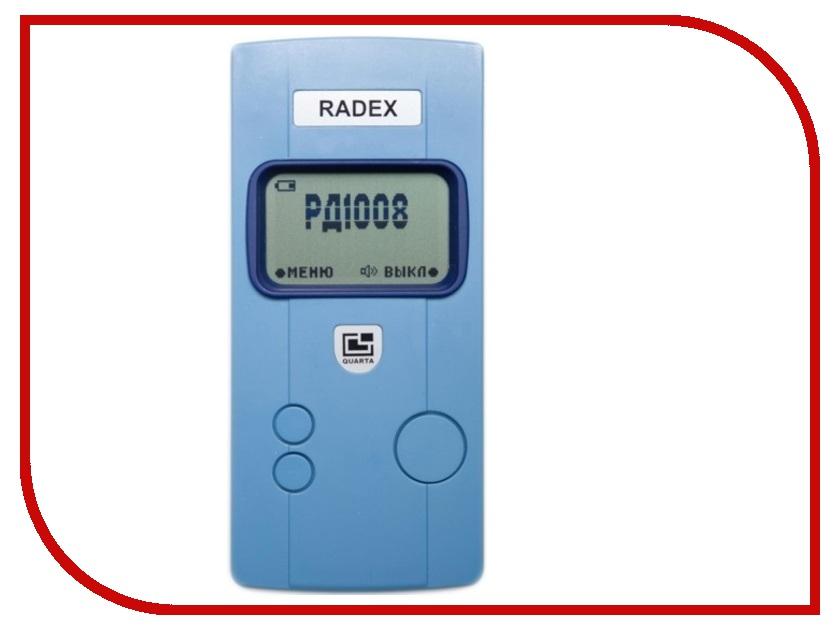 Индикатор Radex / Радэкс РД1008 - детектор-индикатор радиоактивности индикатор соэкс 01м prime дозиметр индикатор радиоактивности