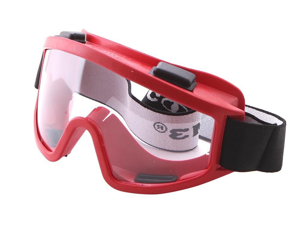 Очки защитные закрытые ЗН11 Super Panorama (CA) с обтюратором ОЧК403