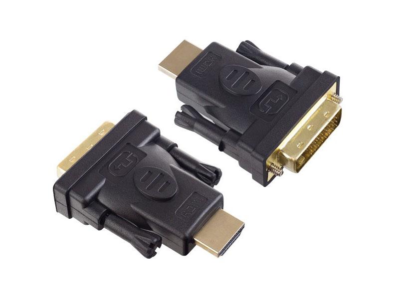 Аксессуар Perfeo HDMI A/M-DVI-D/M A7017