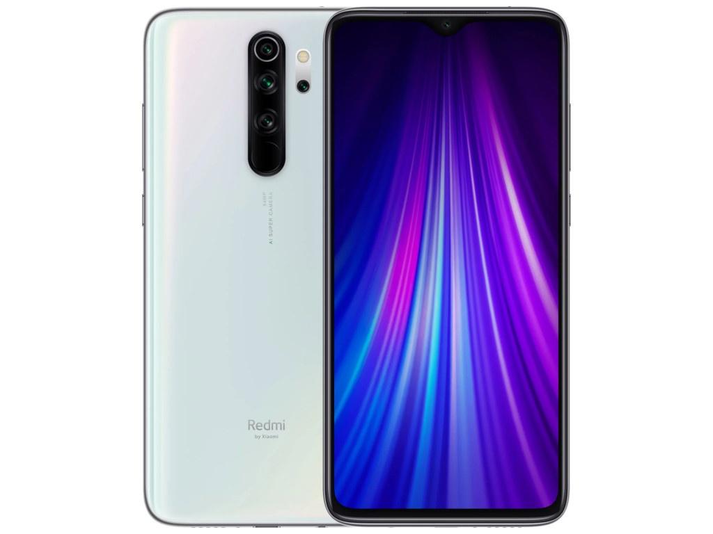 Сотовый телефон Xiaomi Redmi Note 8 Pro 6/64GB Pearl White