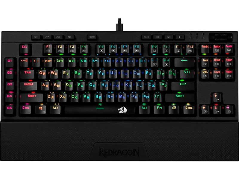 Клавиатура Redragon Broadsword PRO RGB 77515