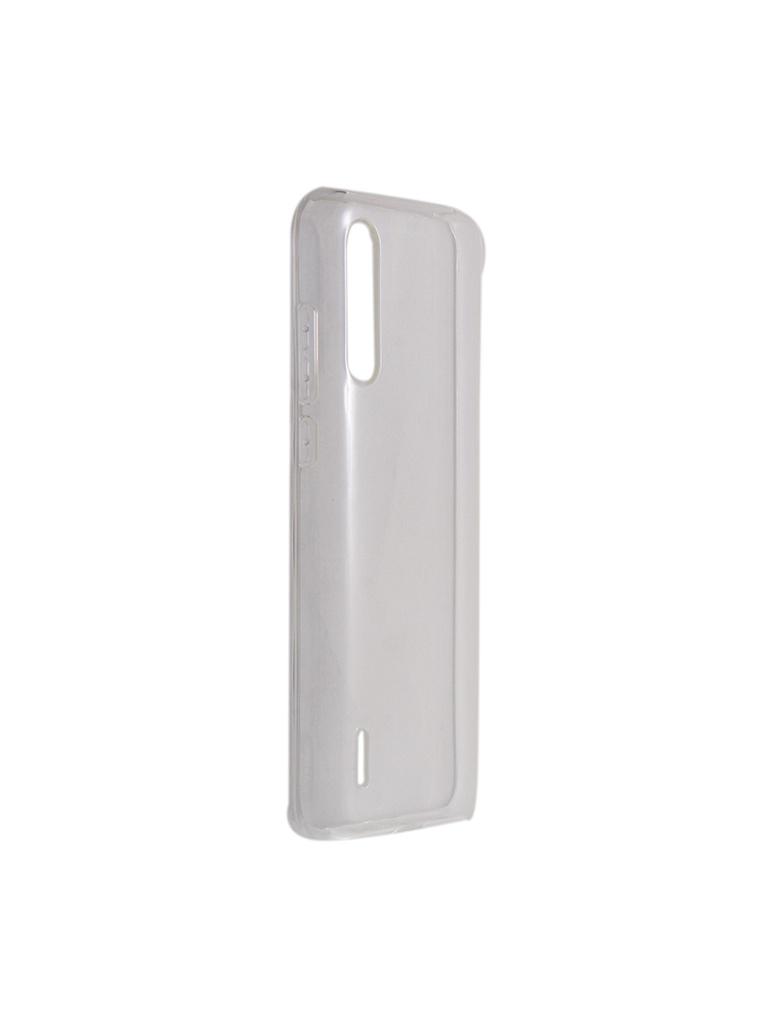 Аксессуар Чехол iBox для Xiaomi Mi 9 Lite Crystal Silicone Transparent УТ000018835