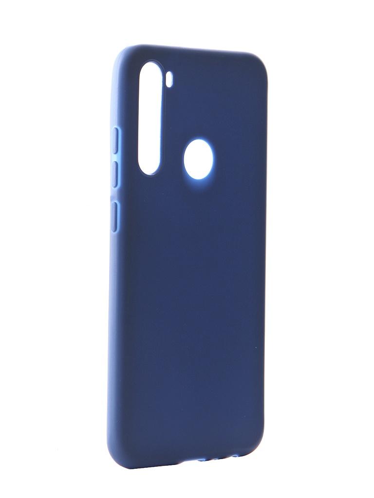 Чехол Red Line для Xiaomi Redmi Note 8 Ultimate Blue УТ000018779