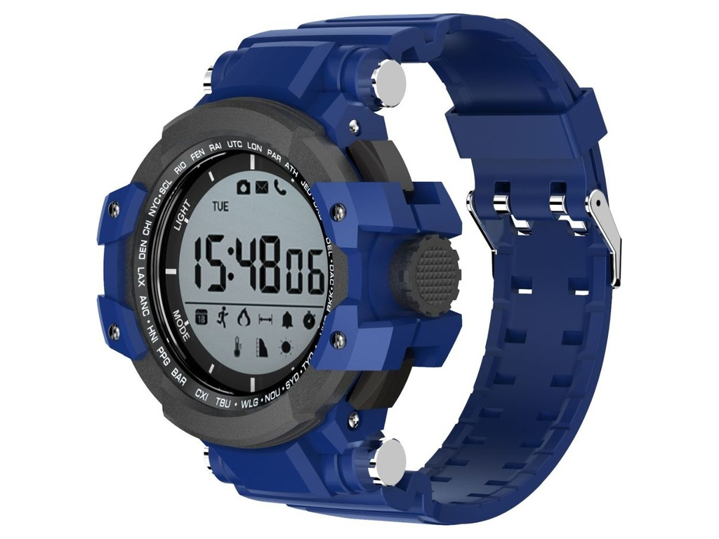 Умные часы Jet Sport SW3 Grey-Blue