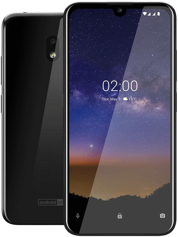 Сотовый телефон Nokia 2.2 (TA-1188) 16Gb Black Выгодный набор + серт. 200Р!!!