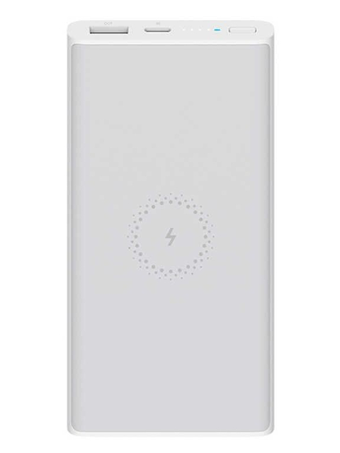 Внешний аккумулятор Xiaomi Mi Power Bank Wireless Youth Edition 10000mAh White WPB15ZM