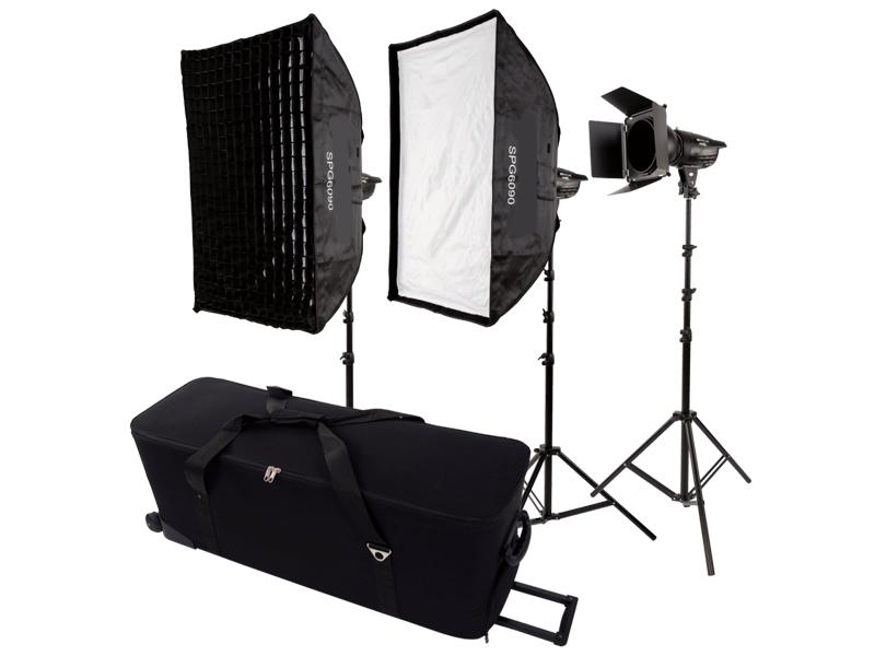 Студийный свет Raylab Axio III 300 Creative Kit
