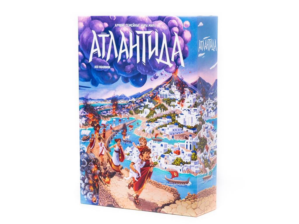 Настольная игра Нескучные игры Атлантида 8015