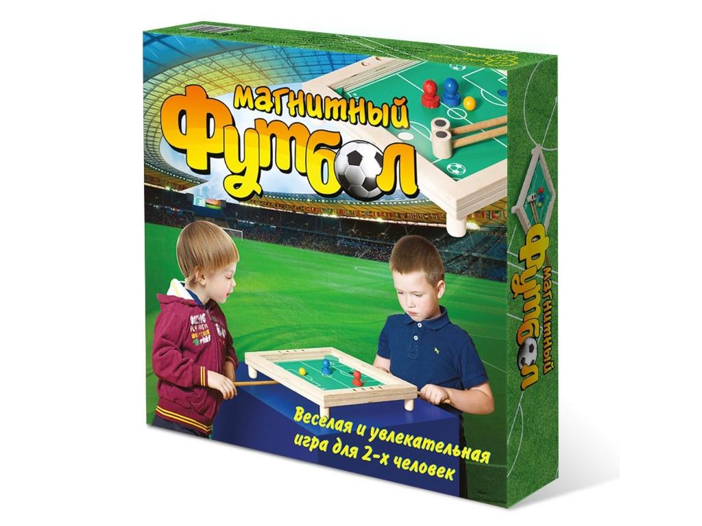 Настольная игра Нескучные игры Магнитный футбол 7062