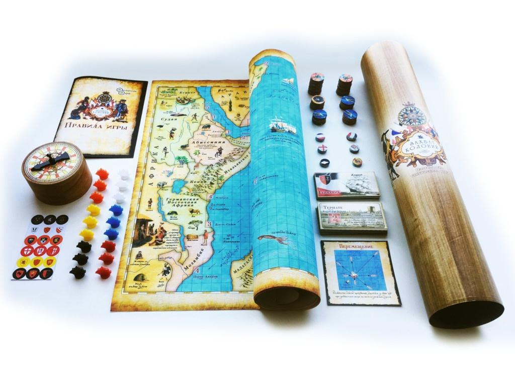 Настольная игра Нескучные игры Захват колоний 7956
