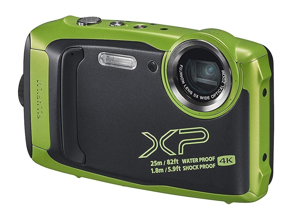 Фотоаппарат Fujifilm FinePix XP140 Lime