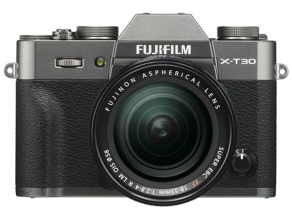 Фотоаппарат FujiFilm X-T30 Kit 18-55mm Charcoal Silver