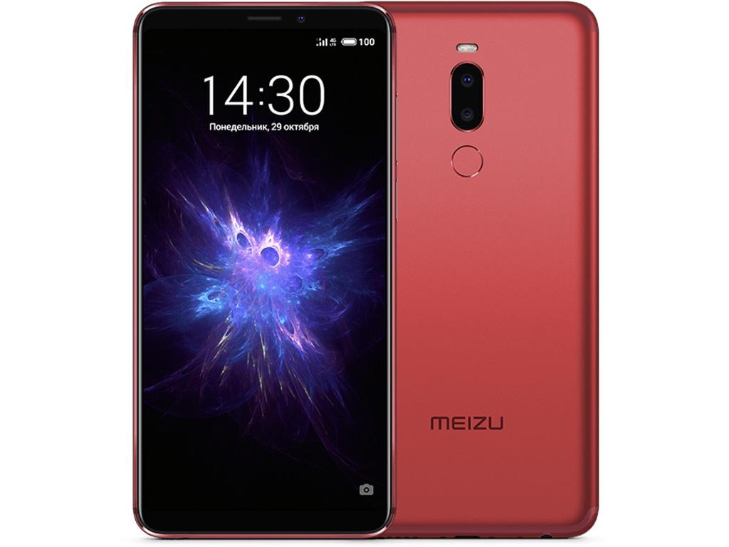 Сотовый телефон Meizu Note 8 64Gb Red
