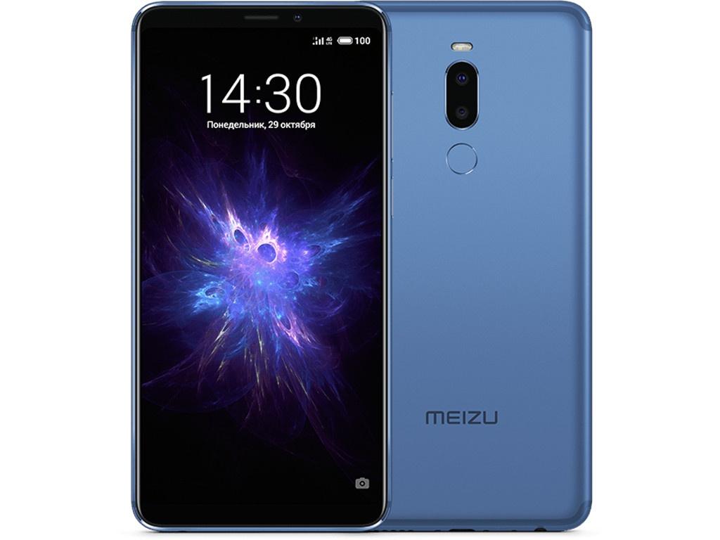 Сотовый телефон Meizu Note 8 64Gb Blue