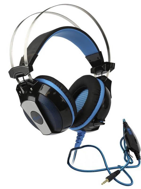 Наушники SmartBuy Rush Python Black-Blue SBHG-4000