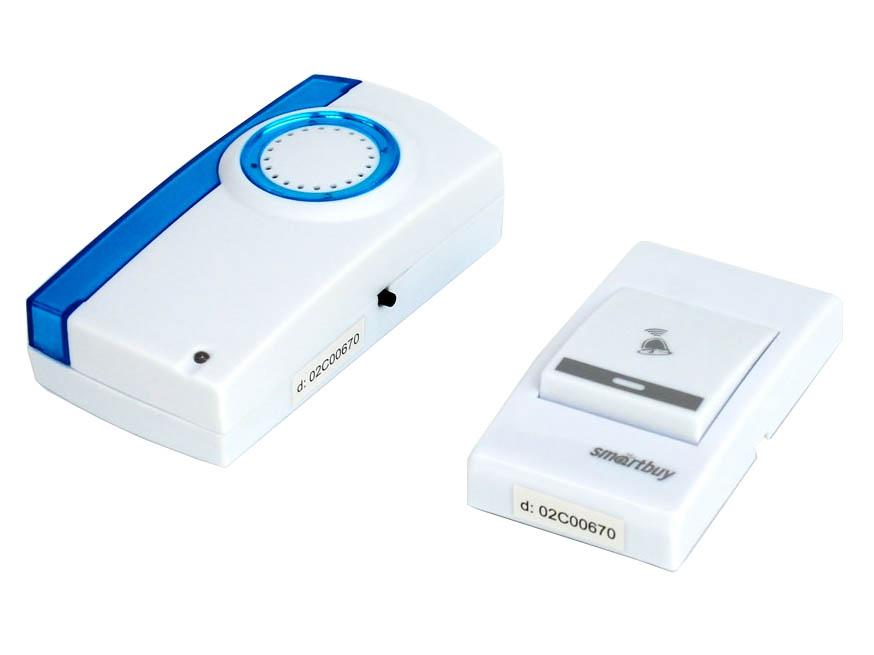 Звонок дверной SmartBuy SBE-11-DP2-32