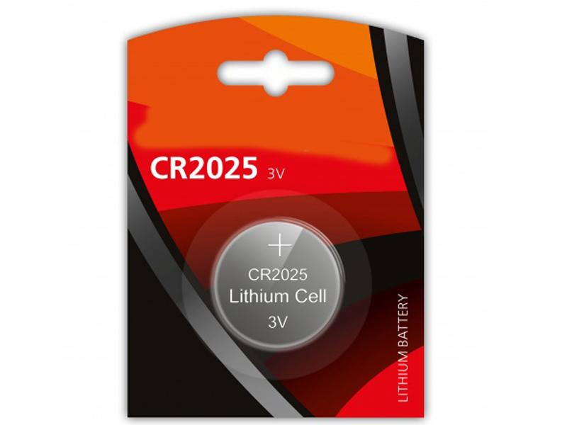 Батарейка CR2025 - SmartBuy SBBL-2025-1B