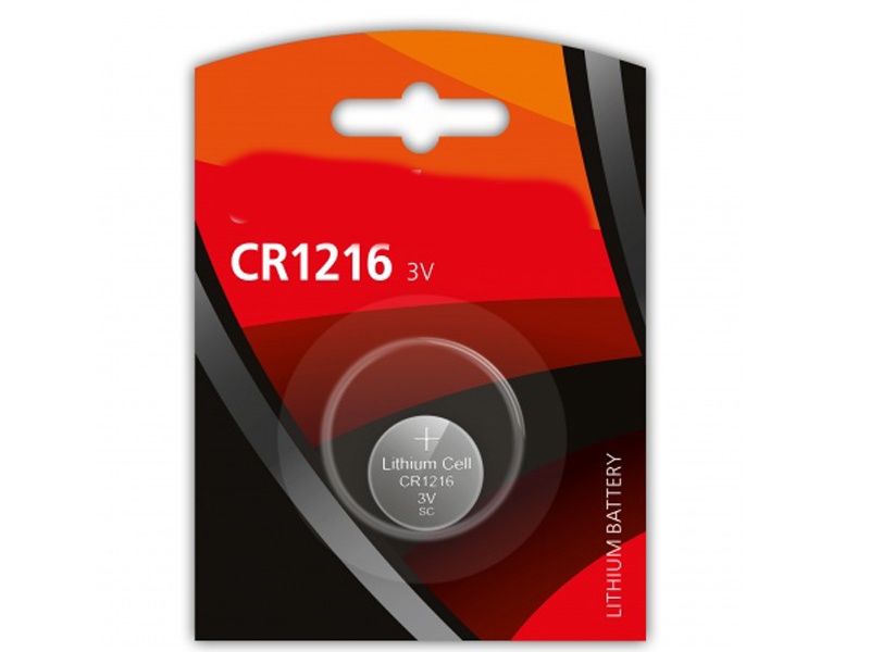 Батарейка CR1216 - SmartBuy SBBL-1216-1B