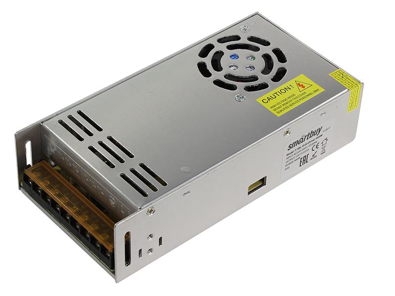 Блок питания SmartBuy SBL-IP20-Driver-400W для LED ленты IP20