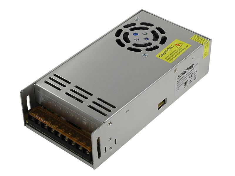 Блок питания SmartBuy SBL-IP20-Driver-300W для LED ленты IP20