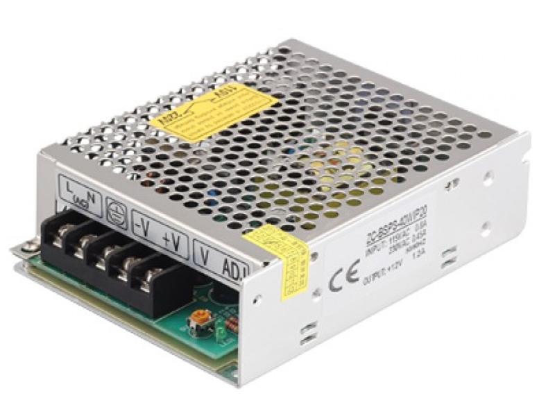 Блок питания SmartBuy SBL-IP20-Driver-200W для LED ленты IP20