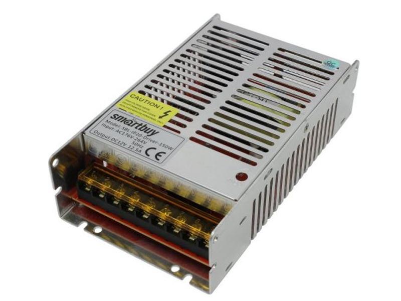Блок питания SmartBuy SBL-IP20-Driver-150W для LED ленты IP20