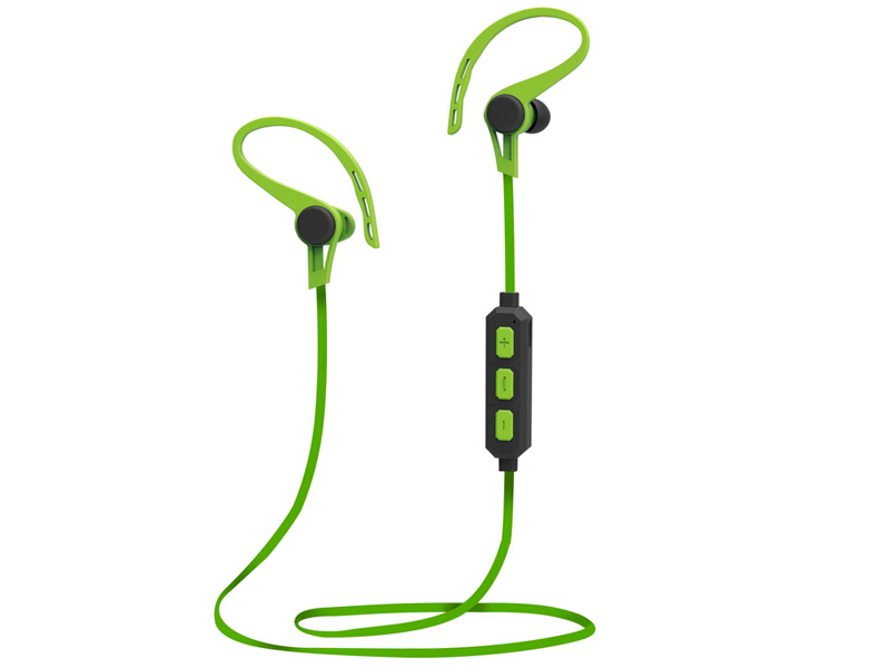 Наушники SmartBuy Agility Black-Green SBH-775