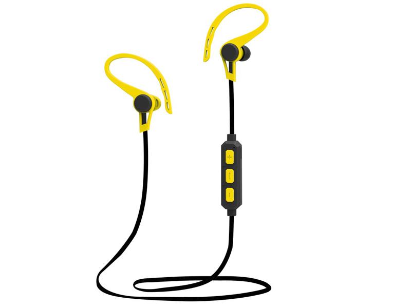 Наушники SmartBuy Agility Black-Yellow SBH-770