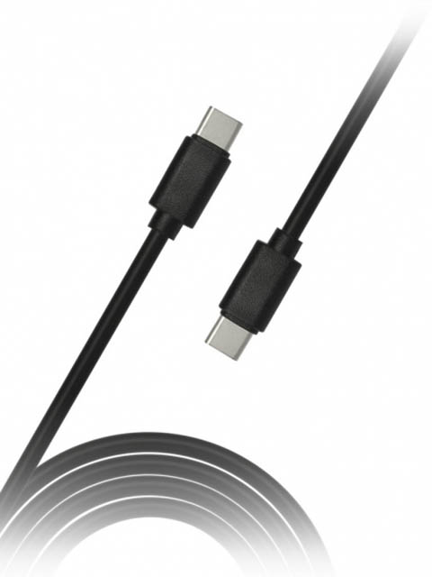 Аксессуар SmartBuy USB 2.0 Type-C - 1m Black iK-3112fc