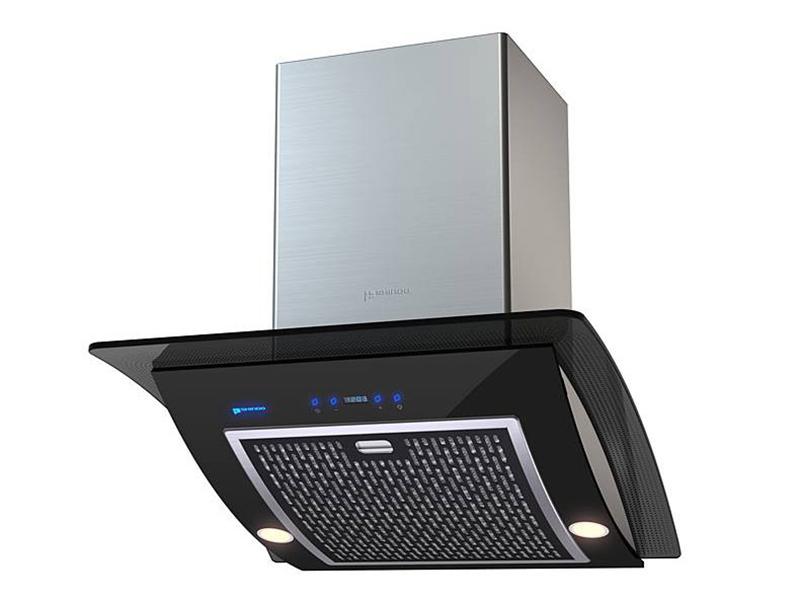 Кухонная вытяжка Shindo Avior Sensor 60 SS/BG 3ETC