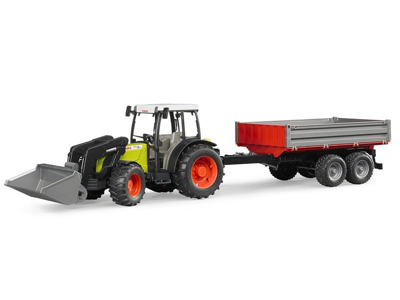Игрушка Bruder Claas Nectis 267 F трактор 02-112 игрушка bruder fendt favorit 926 vario трактор 02 060