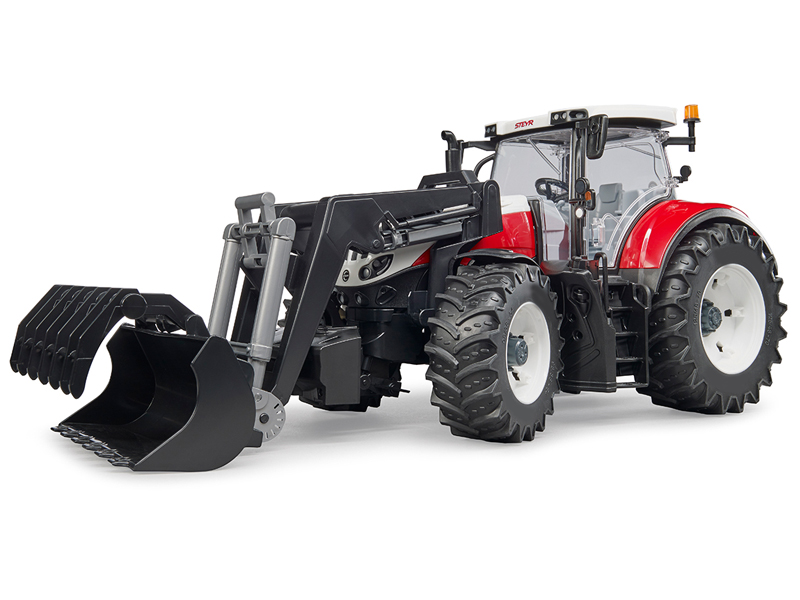 Игрушка Bruder Steyr 6300 Terrus CVT трактор 03-181