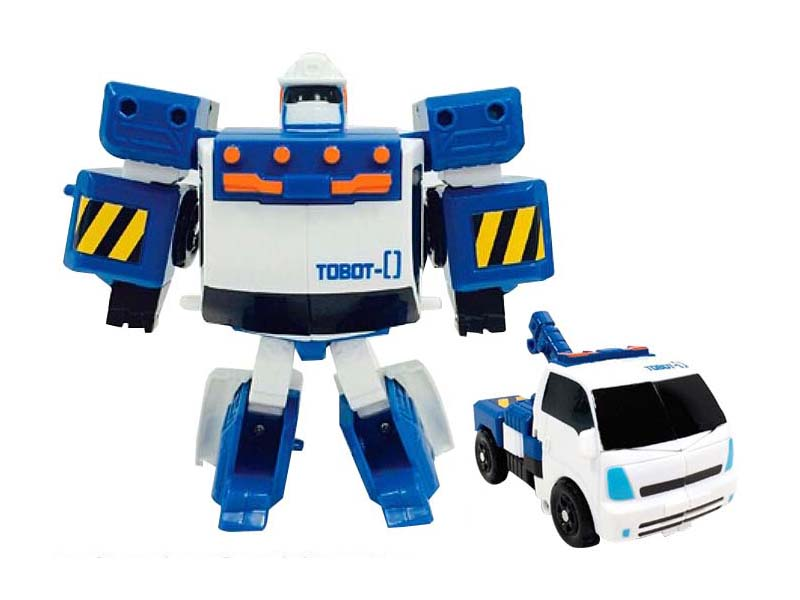 Робот Young Toys Tobot Зеро 301029